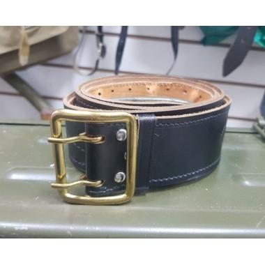Ремень офицерский кожаный оригинальный