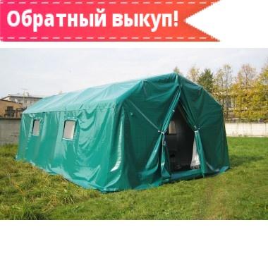 Модульная пневмокаркасная палатка МПК-54