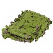 Сеть маскировочная гражданская (зеленая/коричневая)