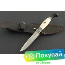 Нож Финка НКВД кованая сталь 95Х18 Звезда