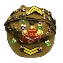 Кепка Афганка сувенирная