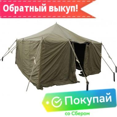 АПМ12 Армейская палатка модернизированная 12-местная