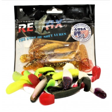 Рыбка силикон RELAX USA (7,5 см)