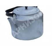 Чайник алюминиевый армейский 5 литров
